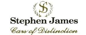 "Stephen James "" Cars of Distinction """