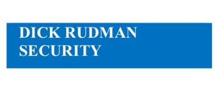 DICK RUDMAN security