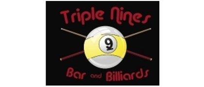 Triple Nines Bar & Billiards