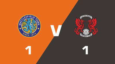 Highlights: Macclesfield Town vs Leyton Orient