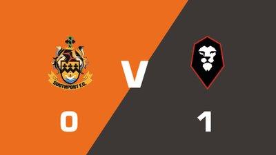 Highlights: Southport vs Salford City