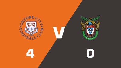 Highlights: Oxford City vs Bognor Regis Town