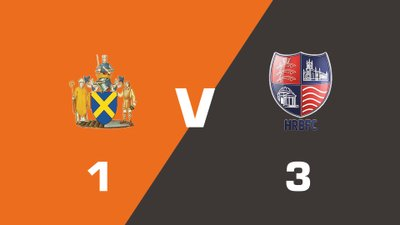 Highlights: St. Albans City vs Hampton & Richmond Borough