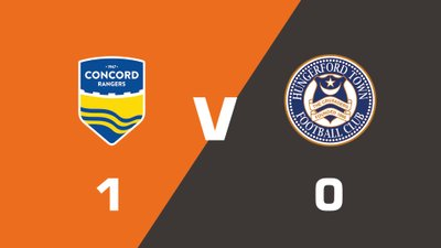 Highlights: Concord Rangers vs Hungerford Town FC