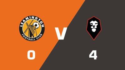 Highlights: Leamington vs Salford City