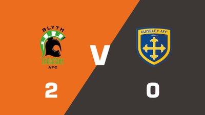 Highlights: Blyth Spartans vs Guiseley