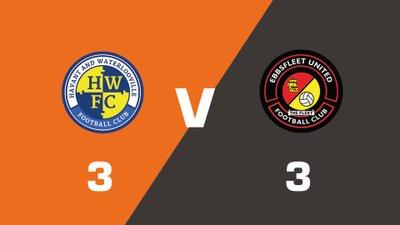 Highlights: Havant & Waterlooville vs Ebbsfleet United