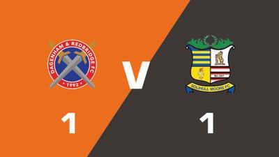 Highlights: Dagenham & Redbridge vs Solihull Moors