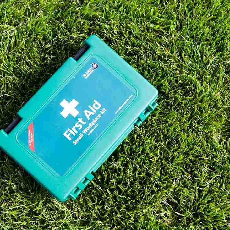 Emergency First Aid Course - 20th June 2019
