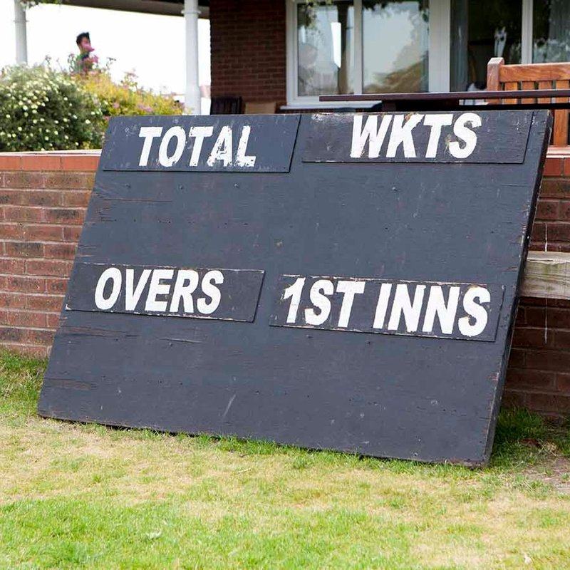 Valley End CC - Under 19 Vikings 122/8 - 126/6 Guildford CC - Thunder