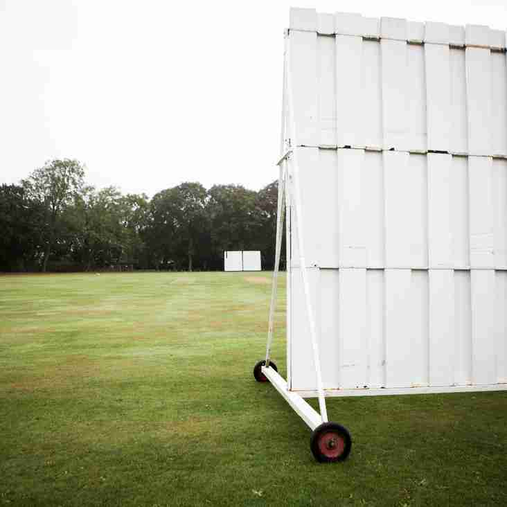 Under 8s match for tomorrow cancelled.