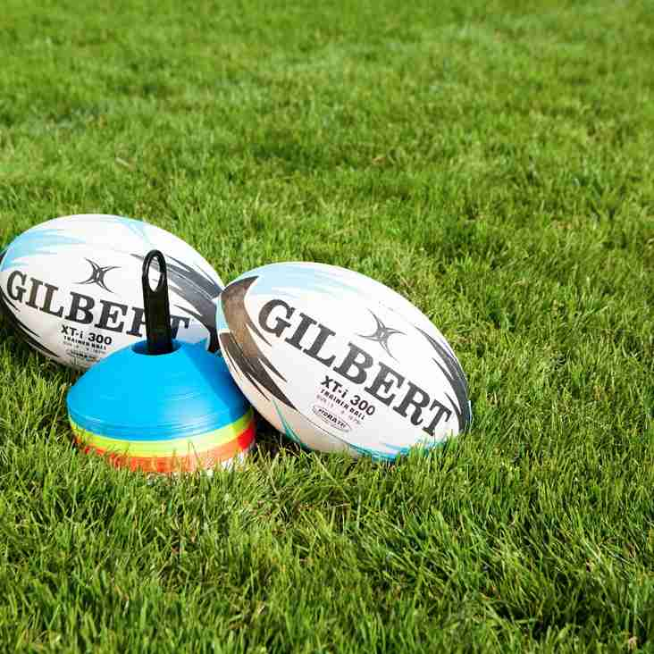 FREE come and TRY rugby sessions for children