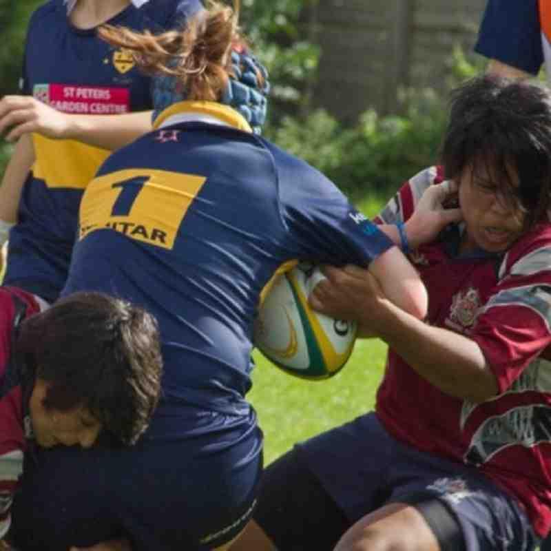 Bristol Ladies v Worcester Ladies