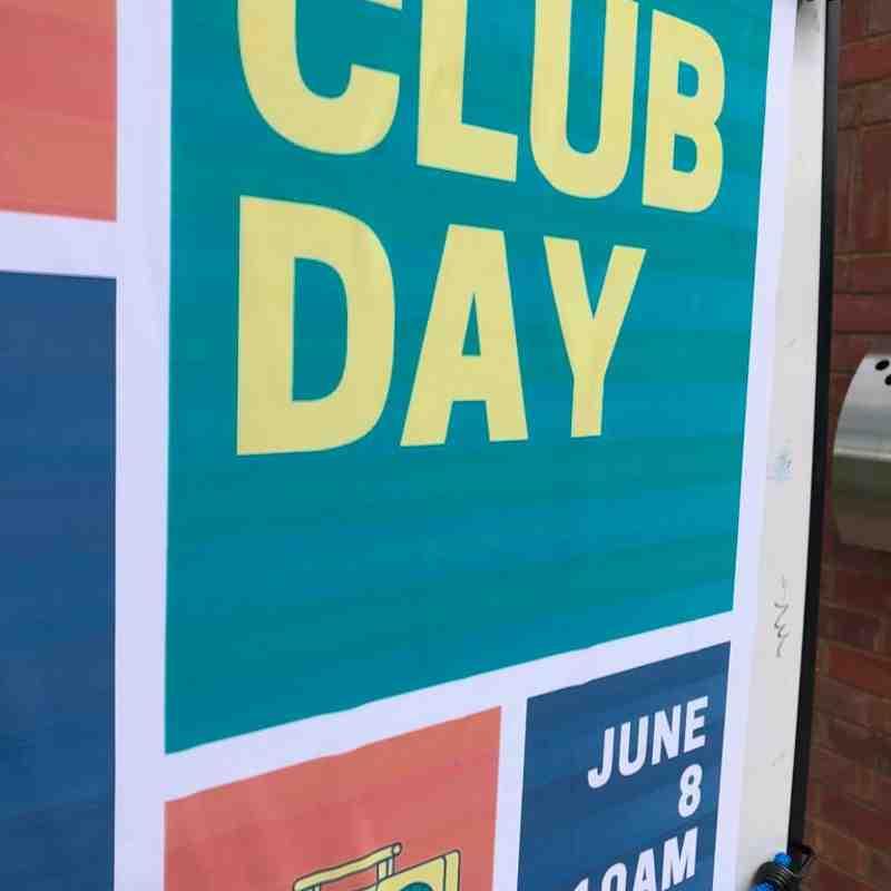 Chinnor Club Day 8th June 2019
