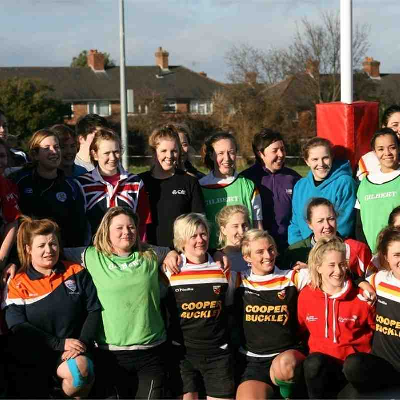 Womens Pitch Up&Play