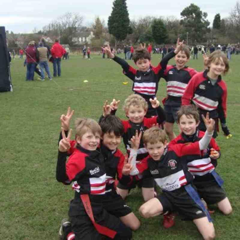 Sandal Festival of Rugby 20/03/2011