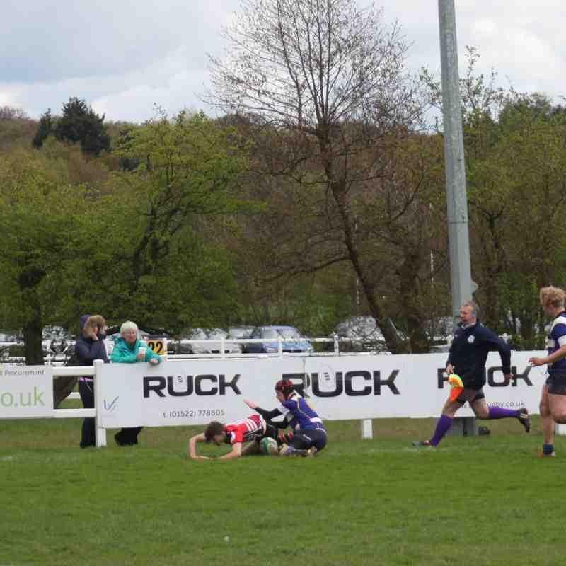 Yorkshire Cup Final V Yarnbury //