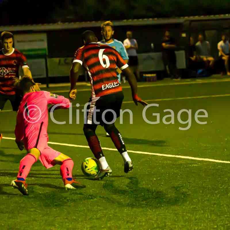Sports 1st vs Molesey(pre season friendly)