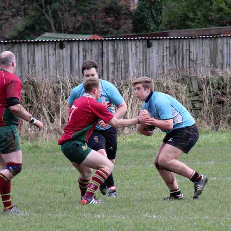 Old Brods 2nds v Heath 2nds - Feb 28th 2015