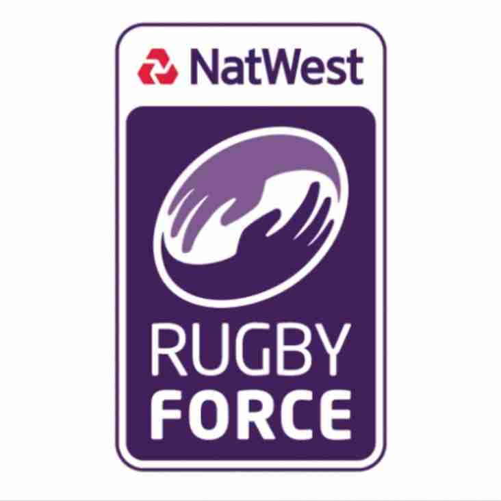 NatWest RugbyForce/Club open day