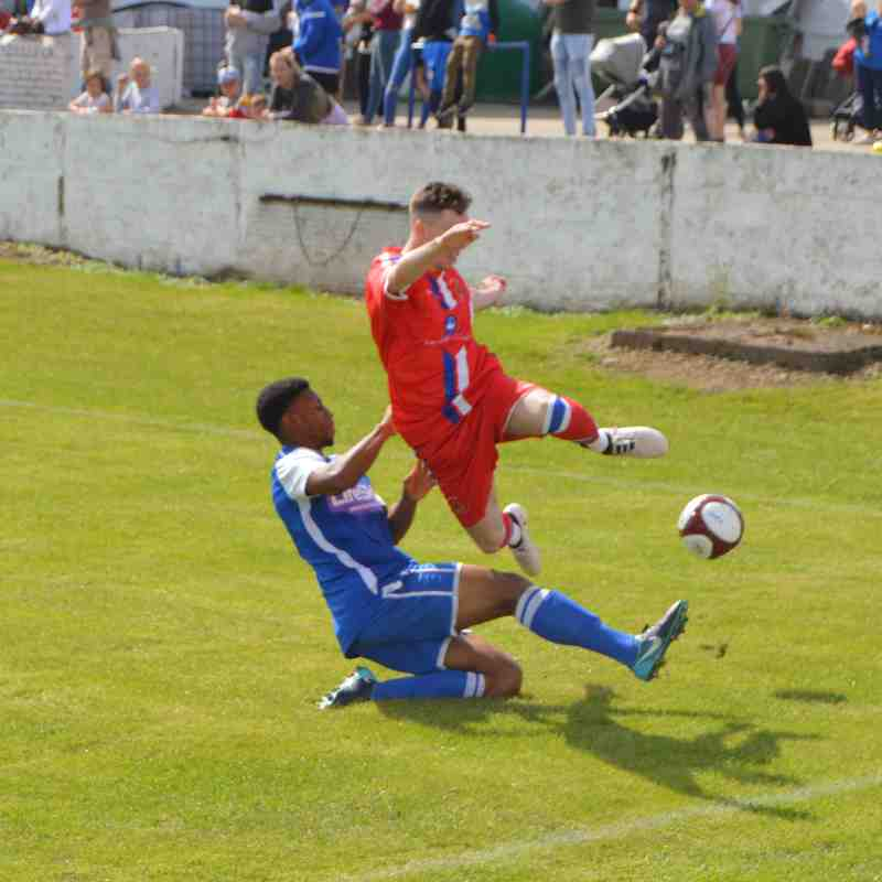 Frickley Athletic v Chasetown 17/08/19
