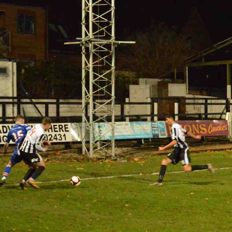 Stafford Rangers v Chasetown (Louise Yates)