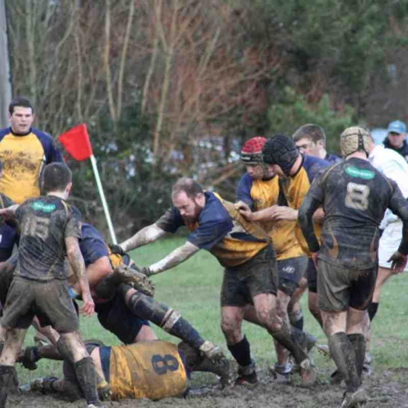 Holbroook V Burgess Hill 15/12/2012