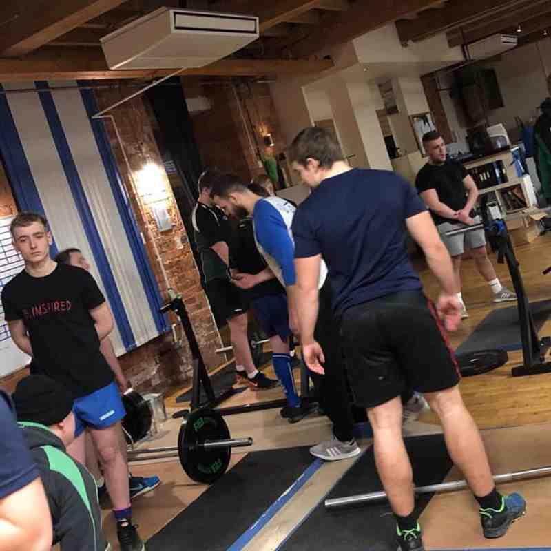 Forefront Perfomance Gym - Pre Season