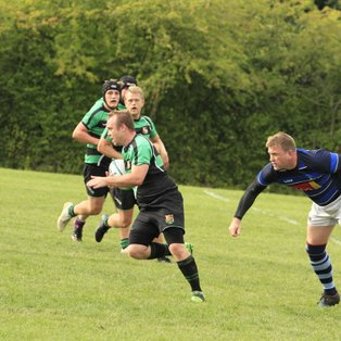 Opening Essex 1 league debut with a loss