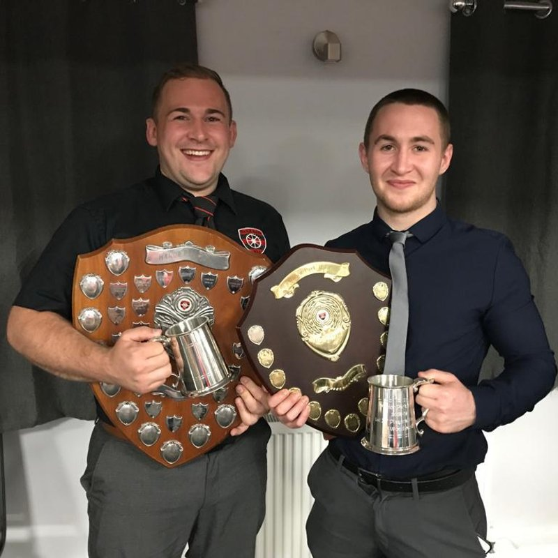 Awards night winners and Annual General Meeting