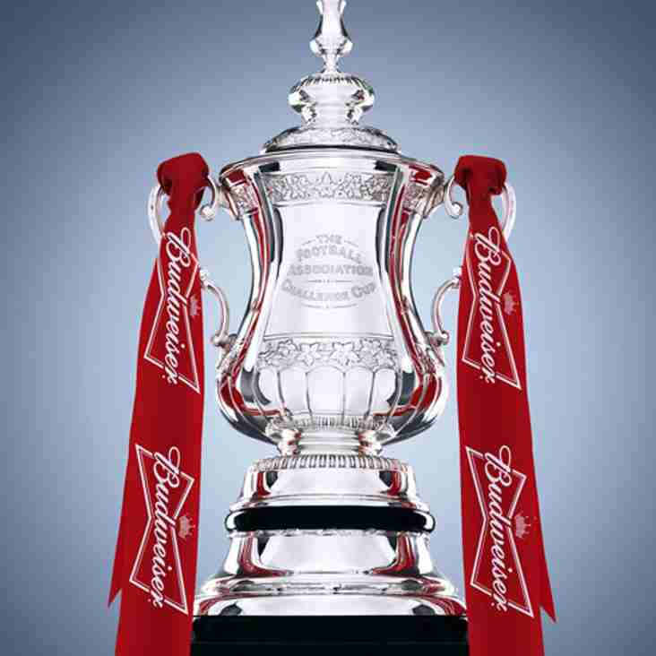 Mouth watering draws in the FA competitions