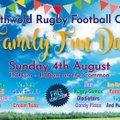 FREE Family Fun Day at the rugby club