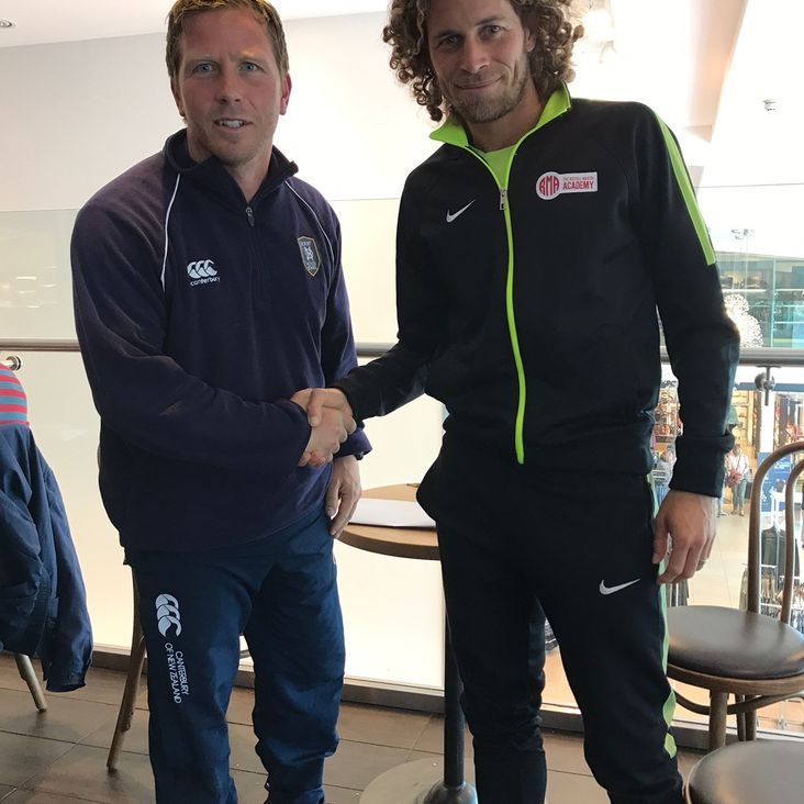 Howell Makes First New Signing for 2017/2018 Season<