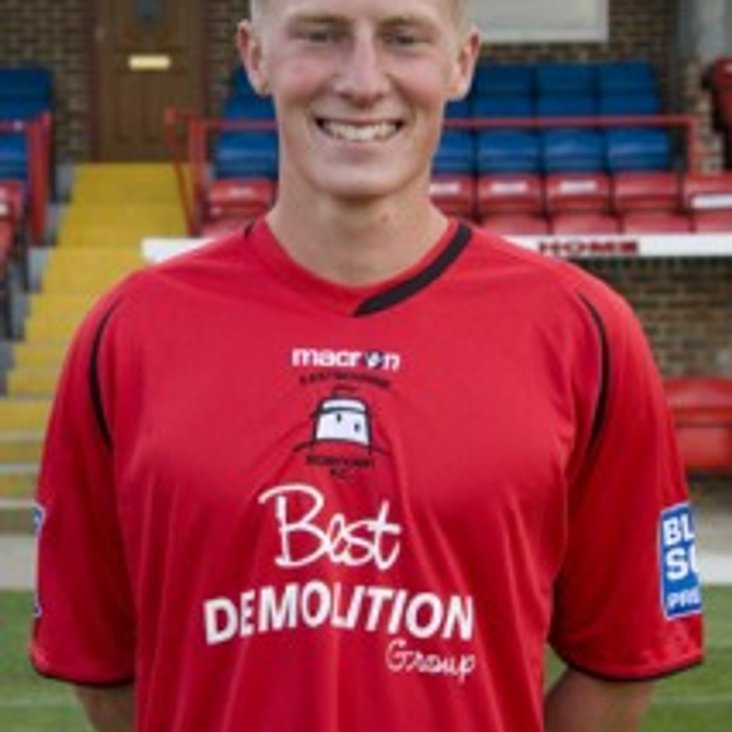 Kane Wills : Midfielder Reaches Agreement With The Sports<