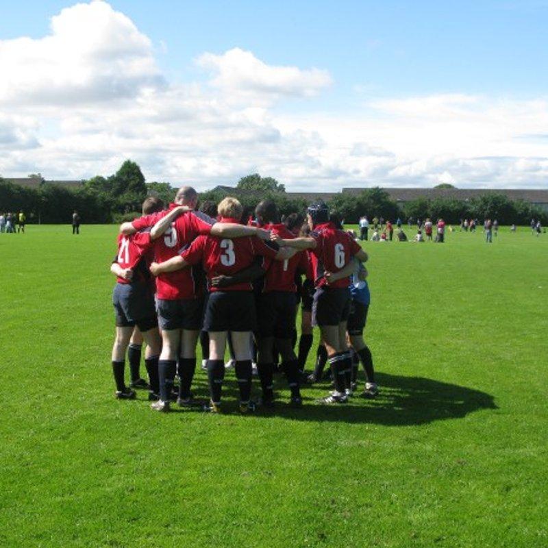Away Game against North Berwick RFC 2nd XV, Nov 1st, 2pm kick off