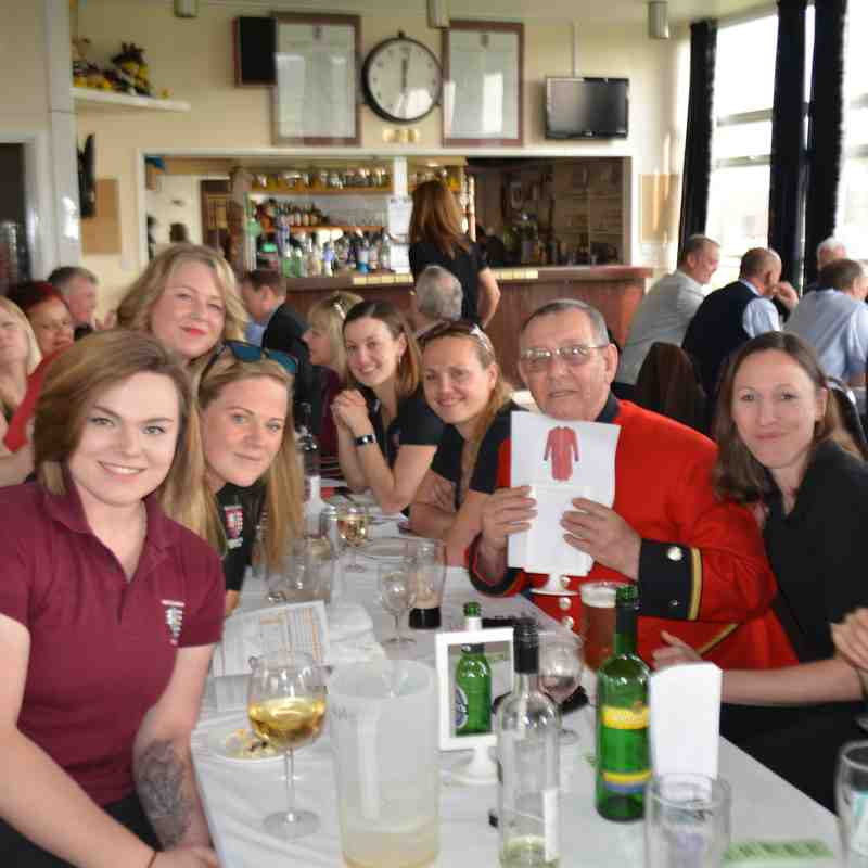 Beccs VP Lunch 30/03/19
