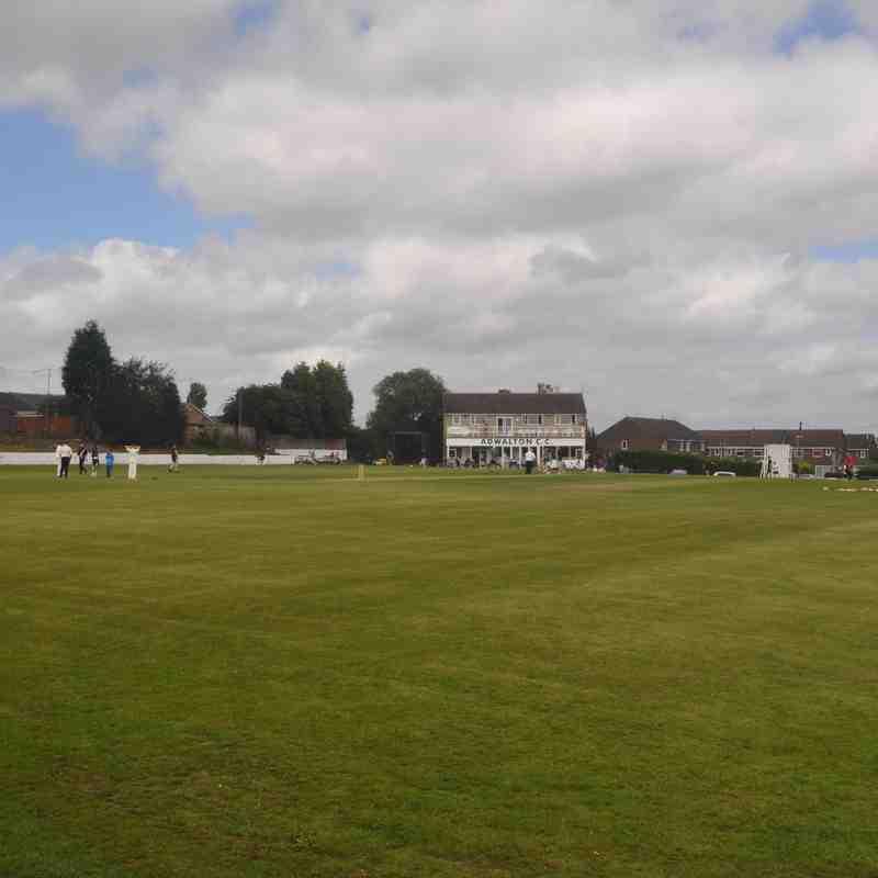 Adwalton CC U15s VS Keighley CC U15s Bradford League Cup Final