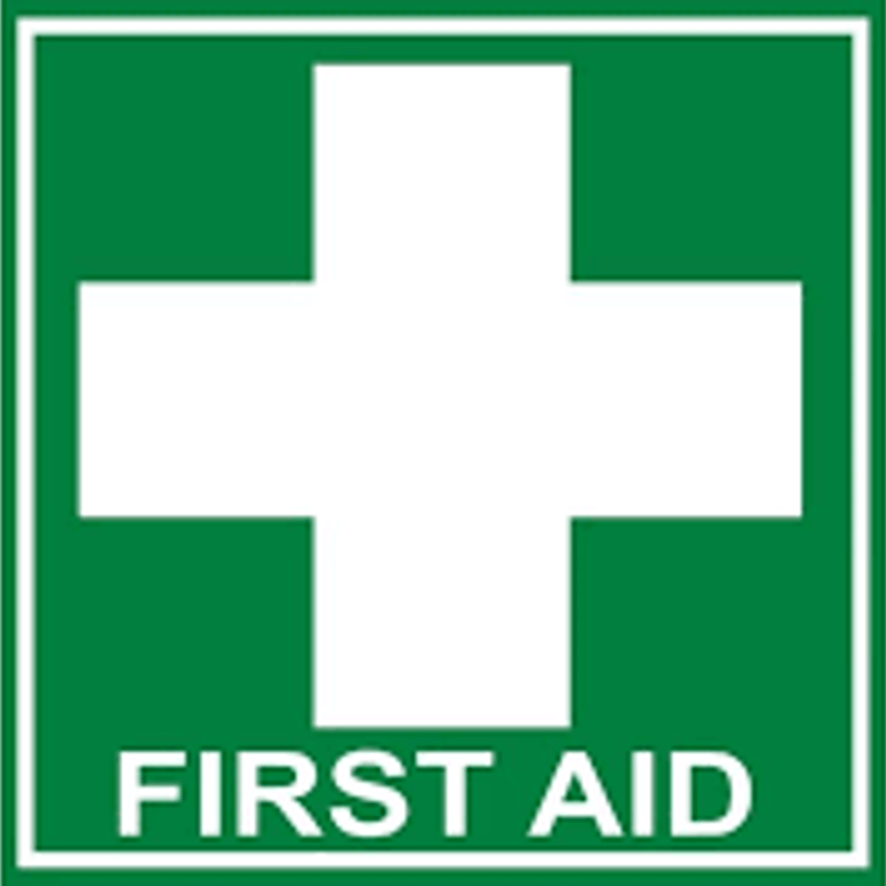FIRST AID AT ILLINGWORTH CC