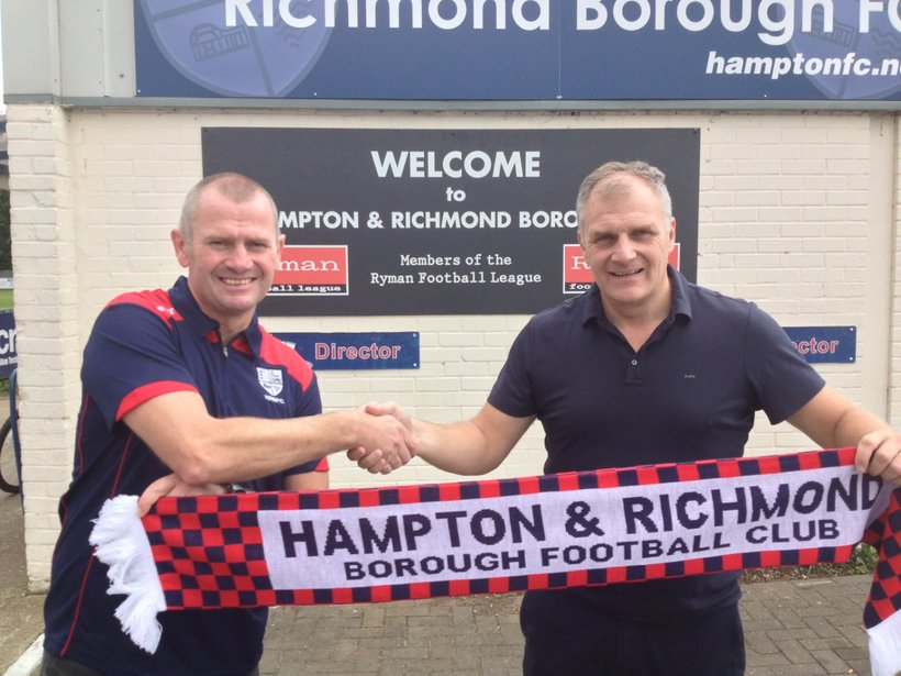 Alan Dowson confirmed as Beavers boss - News - Hampton & Richmond
