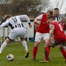 Barmouth & Dyffryn 1-3 Llanrug United