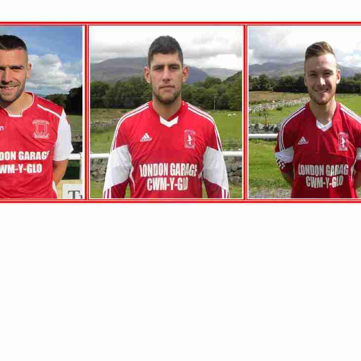 Trio Retrun to United