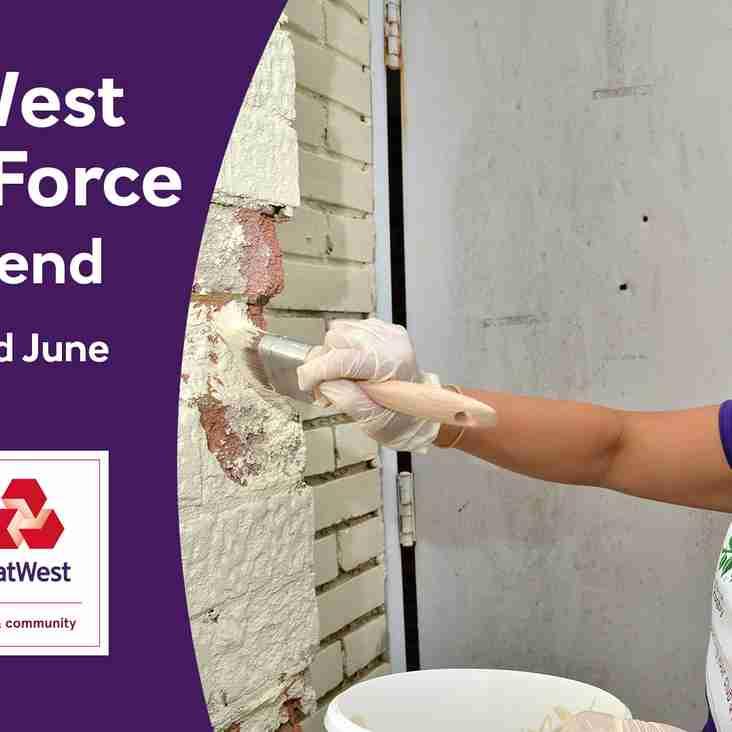 RugbyForce Weekend 22nd/23rd June 2019