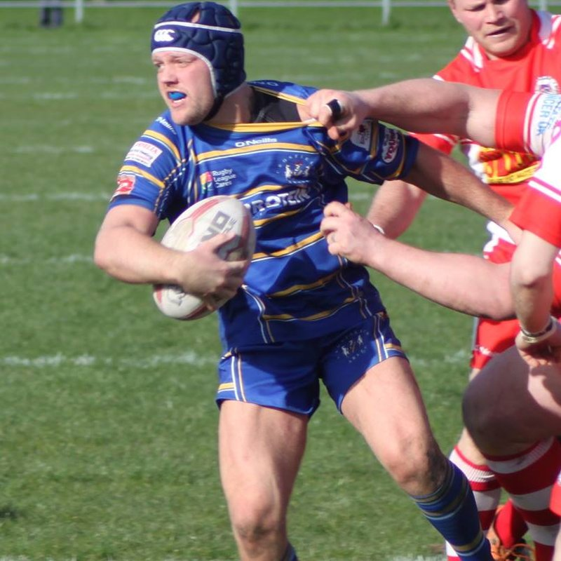 Soap Take Strong Side to Leeds