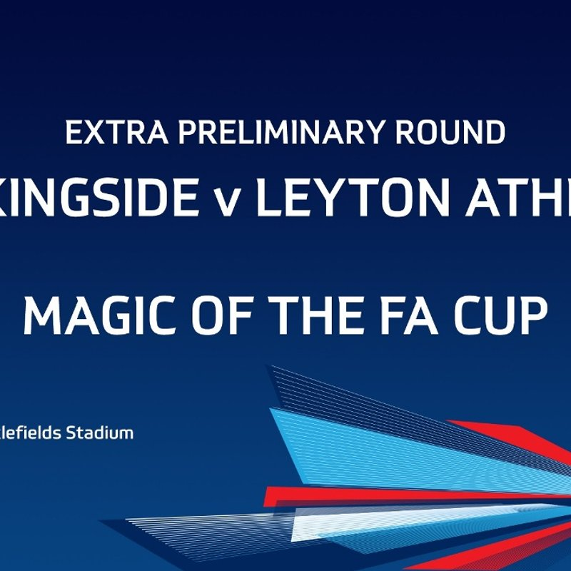 FA Cup Match This Saturday