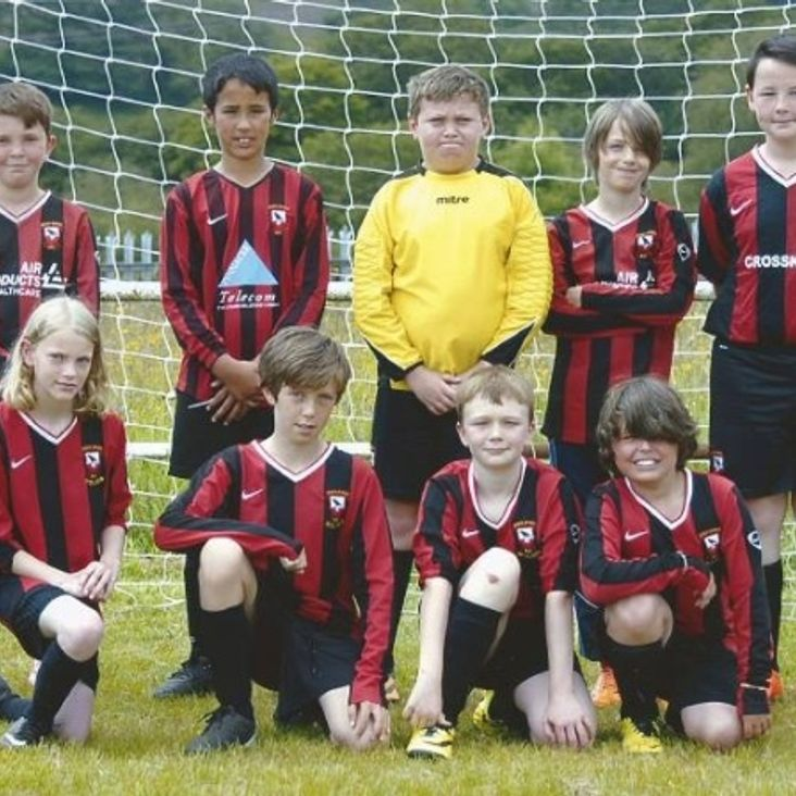 Dinas Powys real FC are currently looking for players for next season to go into under 12&#039;s<