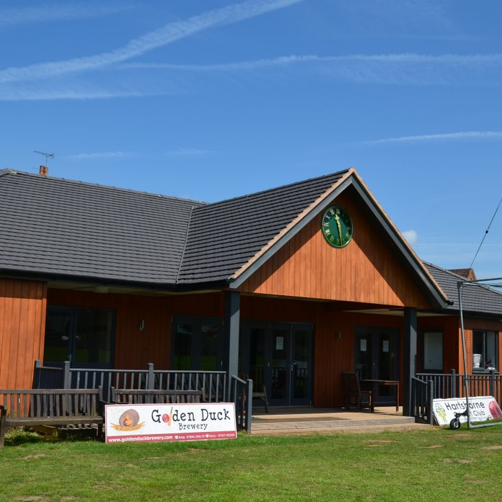 POSTPONED - Grand Opening of the Cricket Pavilion <