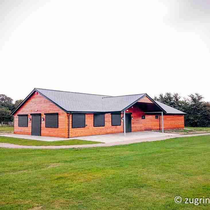 Our New Clubhouse