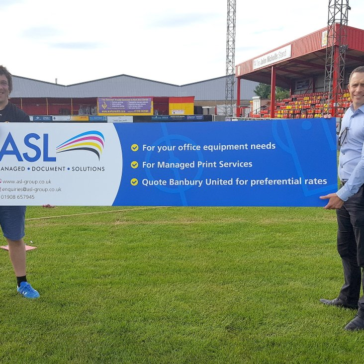 ASL Group renew support for the club<
