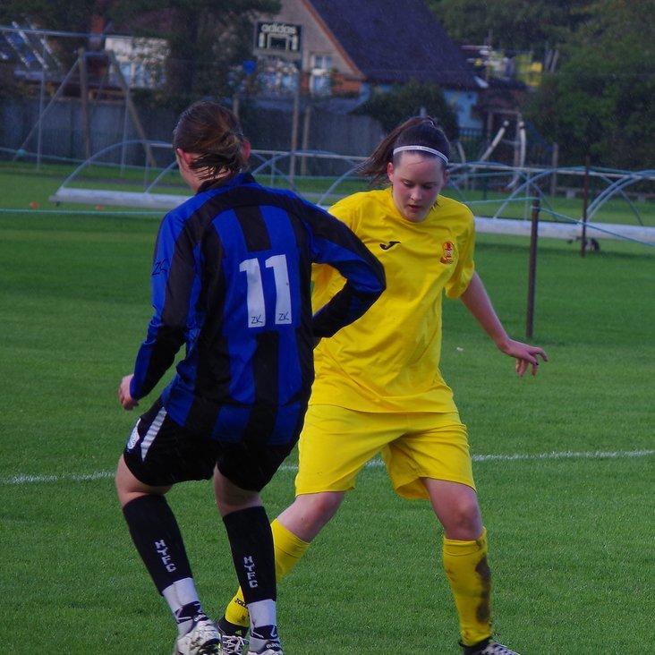 Haddenham  Ladies 0 Banbury United Women 2<