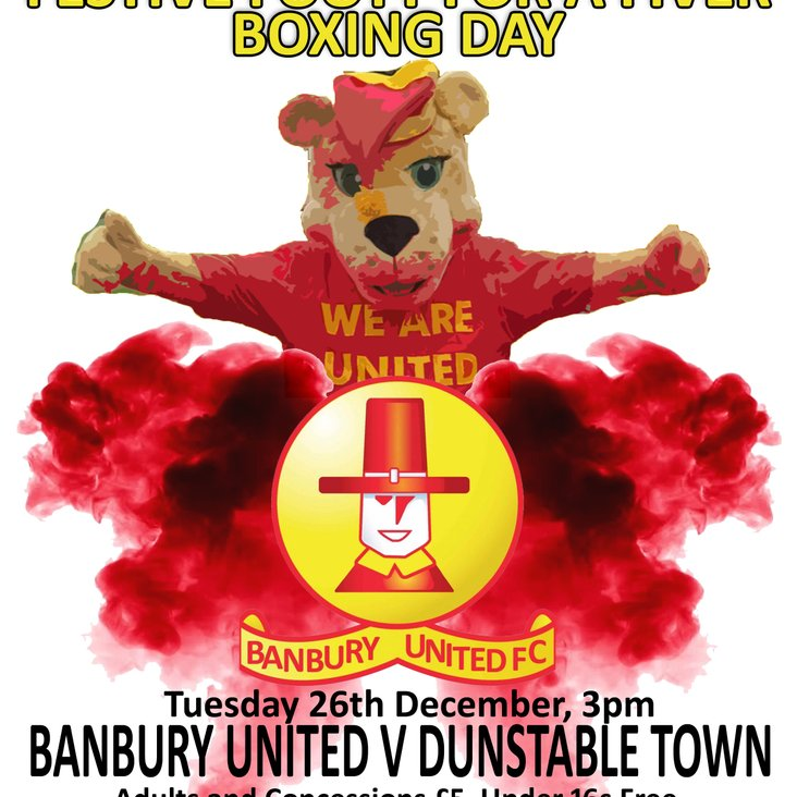 Boxing Day &quot;Football for a Fiver&quot;<
